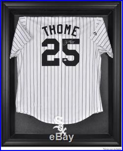 Chicago White Sox Black Framed Logo Jersey Display Case Fanatics Authentic