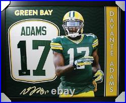 Custom Jersey Framing Includes Vinyl Overlay 35x43 You provide the Jersey
