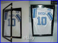 Jersey Display case, Hockey Jersey Display case, Football Jersey Display case, S