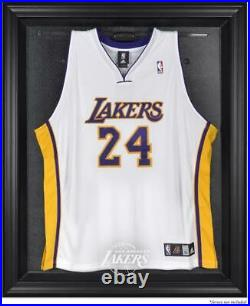 Lakers Black Framed Team Logo Jersey Display Case Fanatics Authentic