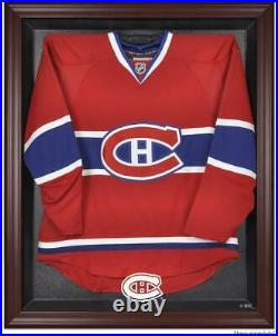 Montreal Candiens Mahogany Jersey Display Case Fanatics Authentic