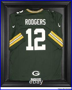 Packers Black Frame Jersey Display Case Fanatics Authentic