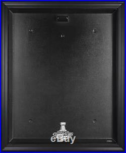 St. Louis Blues 2019 Stanley Cup Champions Black Framed Jersey Display Case