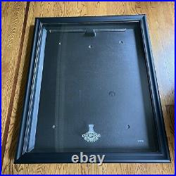Washington Capitals 2018 Stanley Cup Champions Black Framed Jersey Display Case